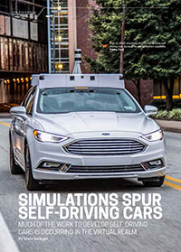 Unmanned Systems Cover Story