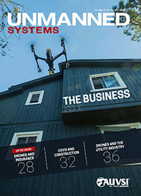Unmanned Systems Magazine