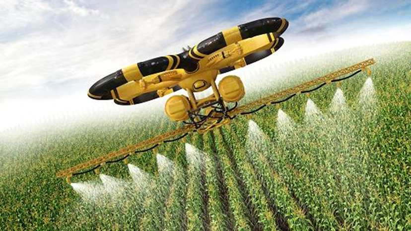 How do Drones Help Farmers? | Association for Unmanned Vehicle