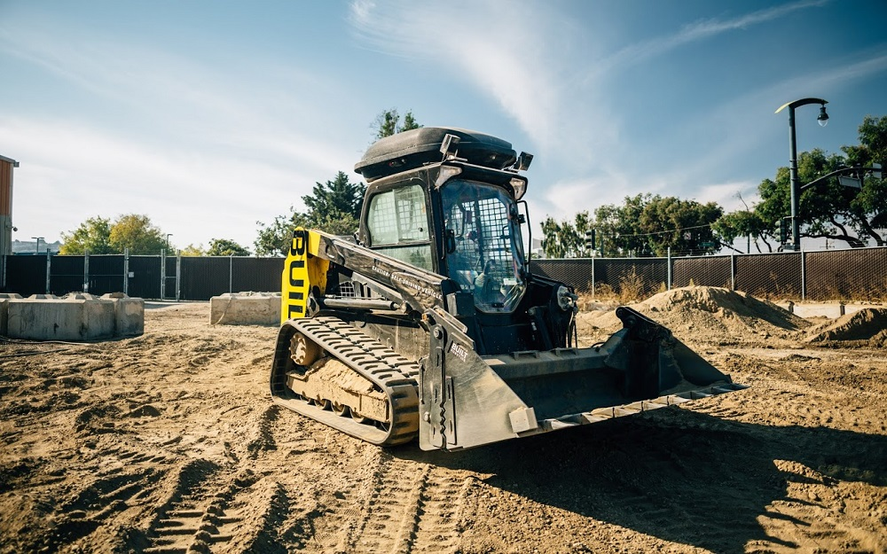 Built Robotics Developing Autonomous Excavators For