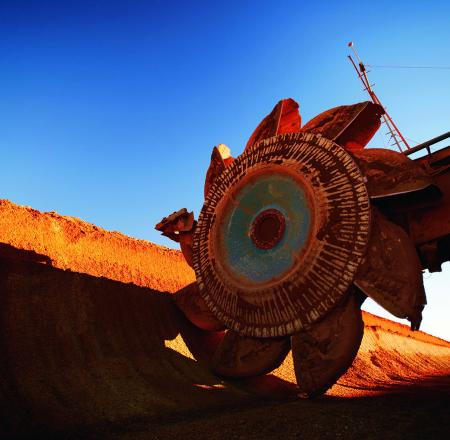 BHP Billiton operates the Spence open-pit mine in northern Chile. Photo: BHP Billiton