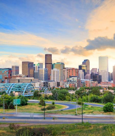 The Denver skyline. Photo: iStock/f11photo