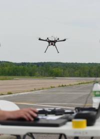 NASA UTM drone