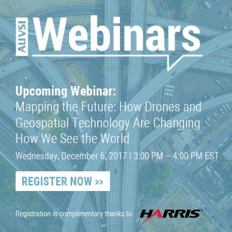 AUVSI Webinar - Mapping the Future