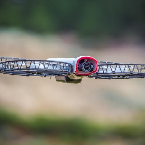 Vantage Robotics' Snap drone, soon to fly in Tennessee. Photo: Vantage Robotics
