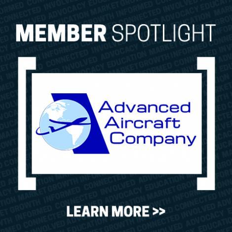 Advanced Aircraft Company Member Spotlight logo