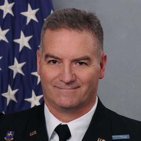 """USA Col. Joseph """"Scott"""" Anderson."""
