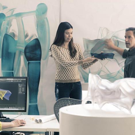 Autodesk's San Francisco office. Photo: Autodesk