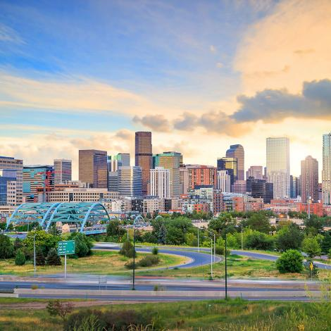 The Denver skyline. Photo: iStock/f11photo