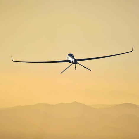 Export example: General Atomics Aeronautical Systems' Predator XP is version of the Predator UAS that has been licensed by the U.S. government for sale to a broader customer base, including the Middle East, North African, and South American regions. Photo