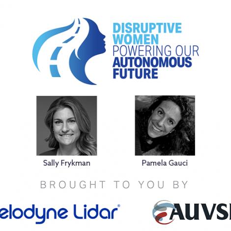 Disruptive Women Event Logo + Creative Minds