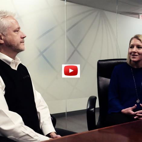 AUVSI's Lindsay Voss and Brett Davis discuss the role of unmanned systems for construction.