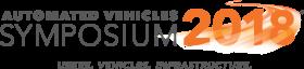 Automated Vehicles Symposium 2018 Logo
