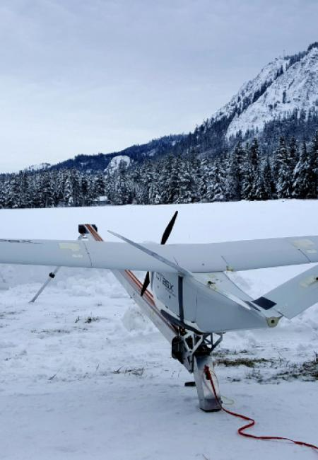 Delair-Tech's DT26 prepares to fly for Puget Sound Energy